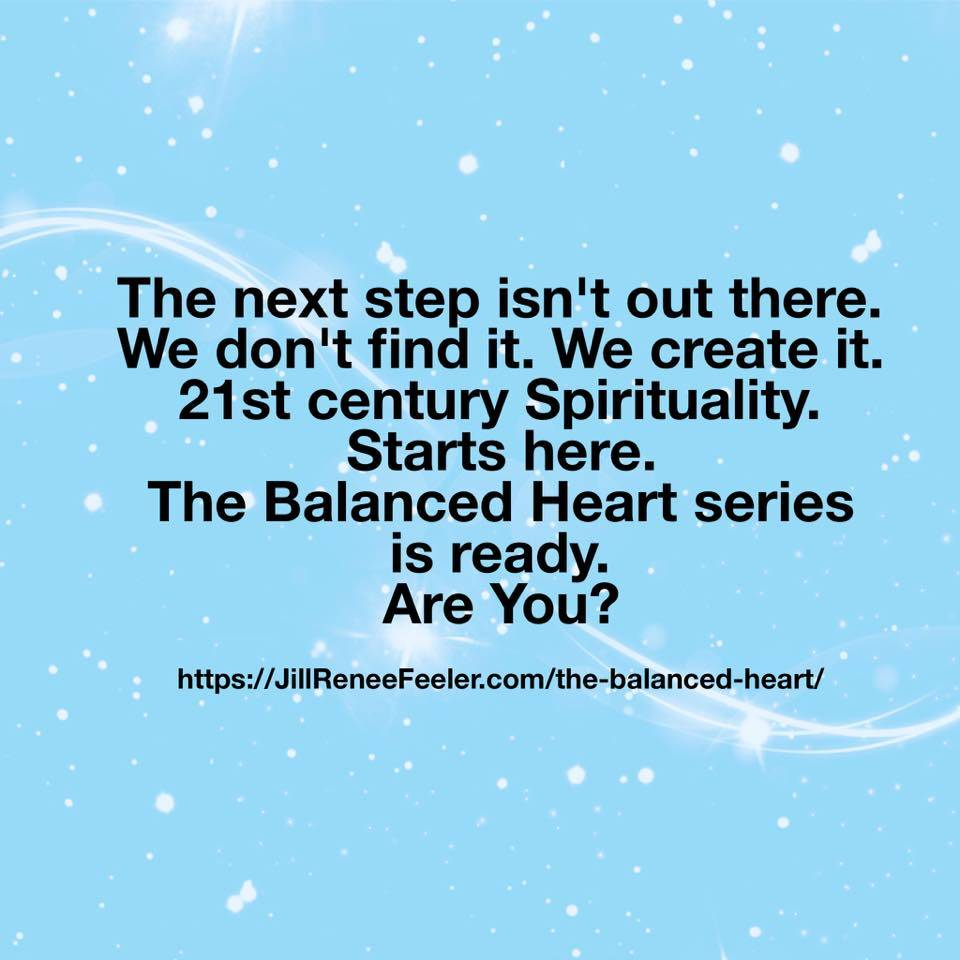 The Balanced Heart Series!! Creating the New Chapter