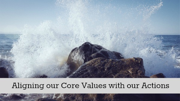 Aligning our Core Values