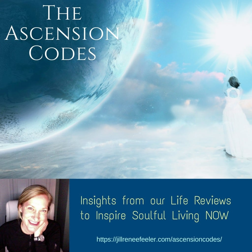 Ascension Codes Live Call 8am Pacific/11am Eastern/4pm London
