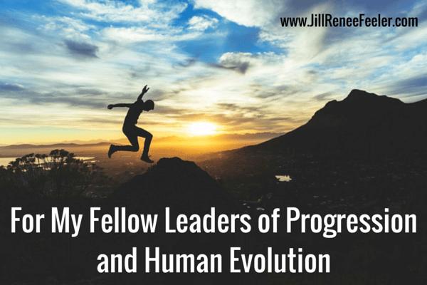 progression and human evolution