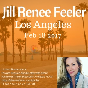 Jill Renee Feeler in LA