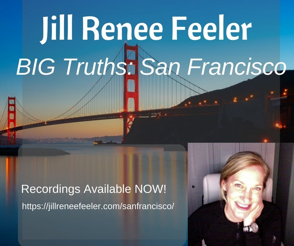 Jill in San Francisco June 26 2017 Square for You Wealth Revolution