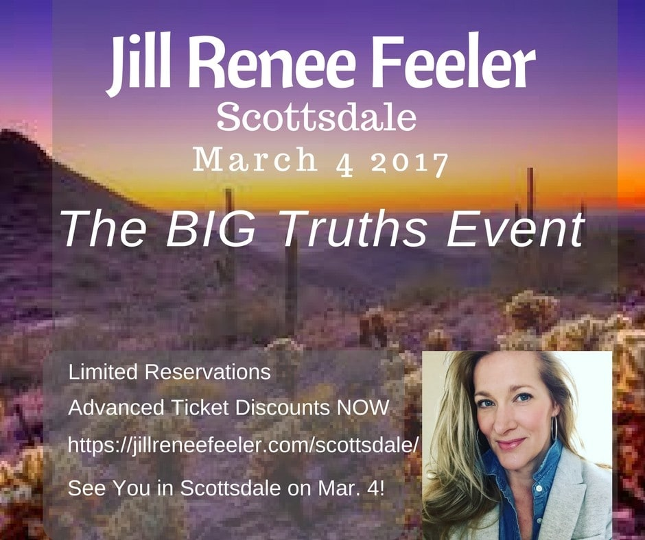 The BIG Truths Event Scottsdale March 4