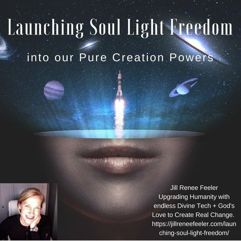 Launching Soul Light Freedom