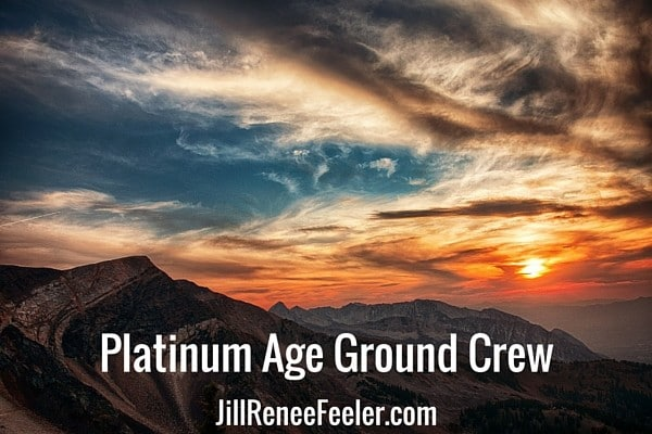Platinum Age Ground Crew