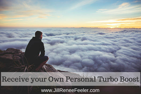 Receive your Own Personal Turbo Boost