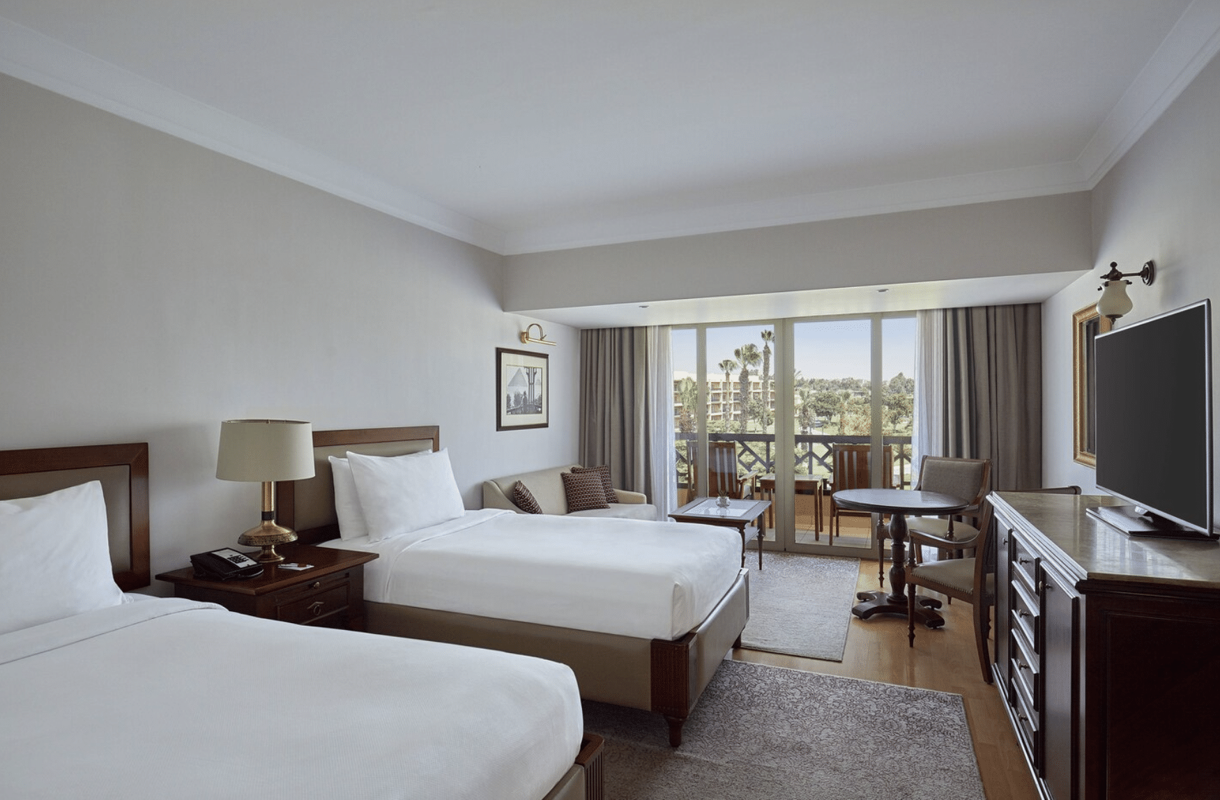 Marriott Mena House Cairo Rooms