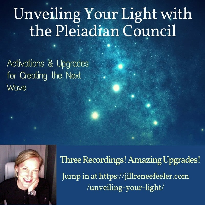 Unveiling Your Light with the Pleiadian Council – Jill Renee