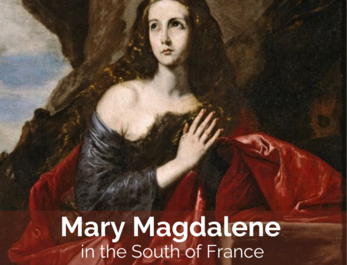 Mary Magdalene in South of France Online Pilgrimage