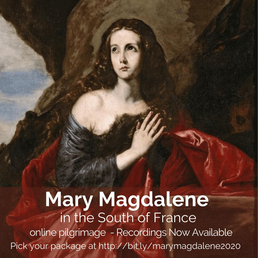 Mary Magdelene Online Pilgrimage