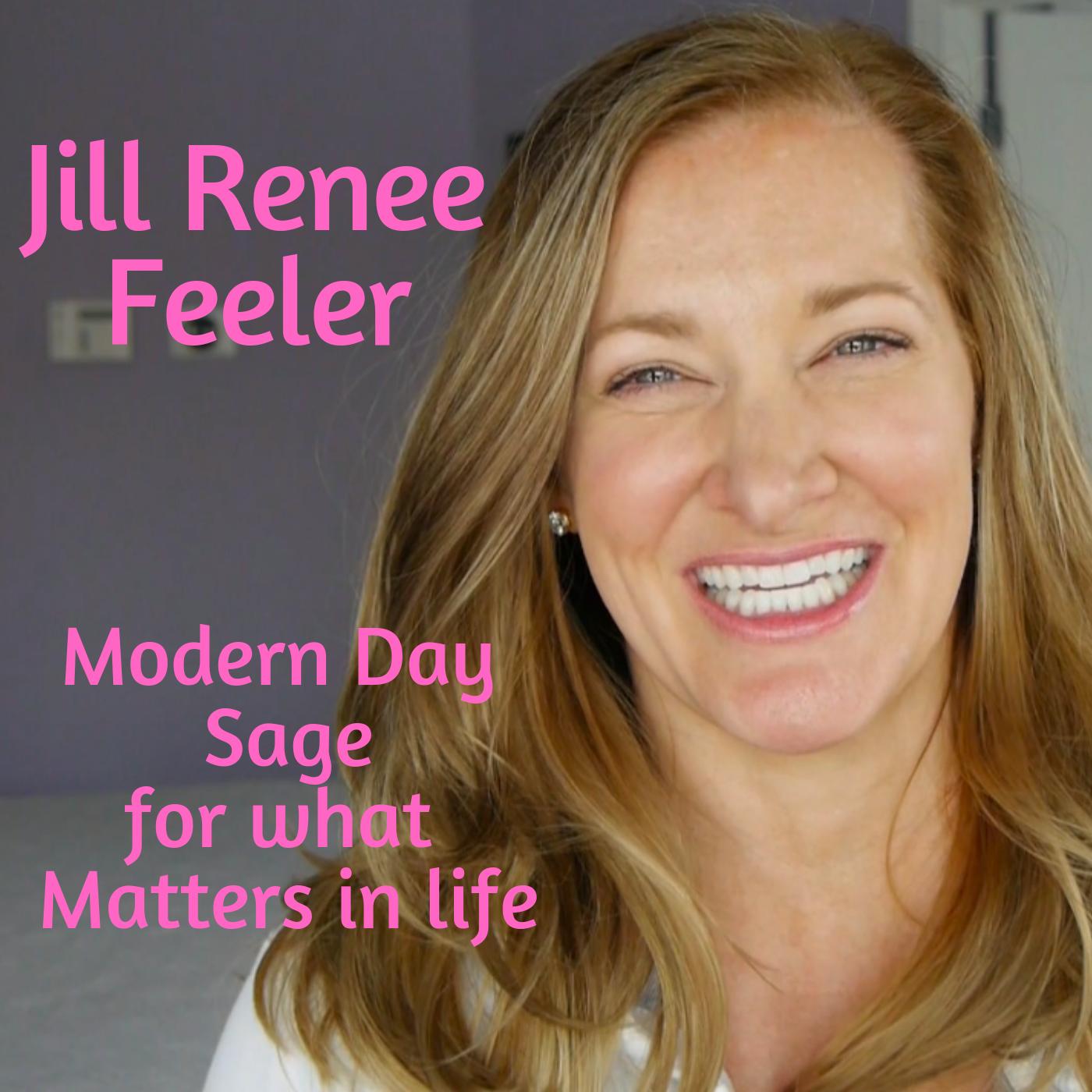 Jill Renee Feeler Podcast: Creating the Platinum Age